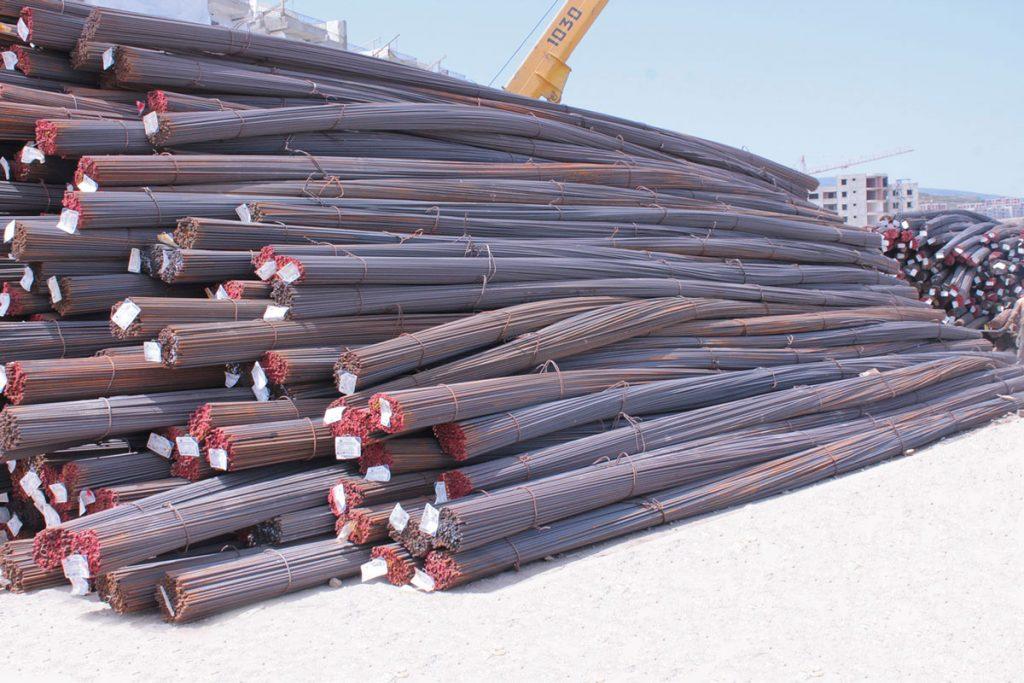 Import et export d'acier Annaba